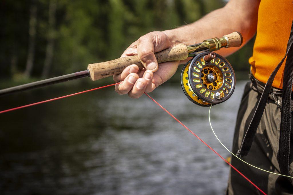 Konneveden Koskien kesän 2021 kalastuslupien myynti on alkanut